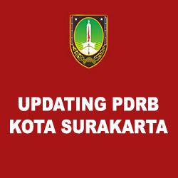UPDATING PDRB SURAKARTA 2016 FIX