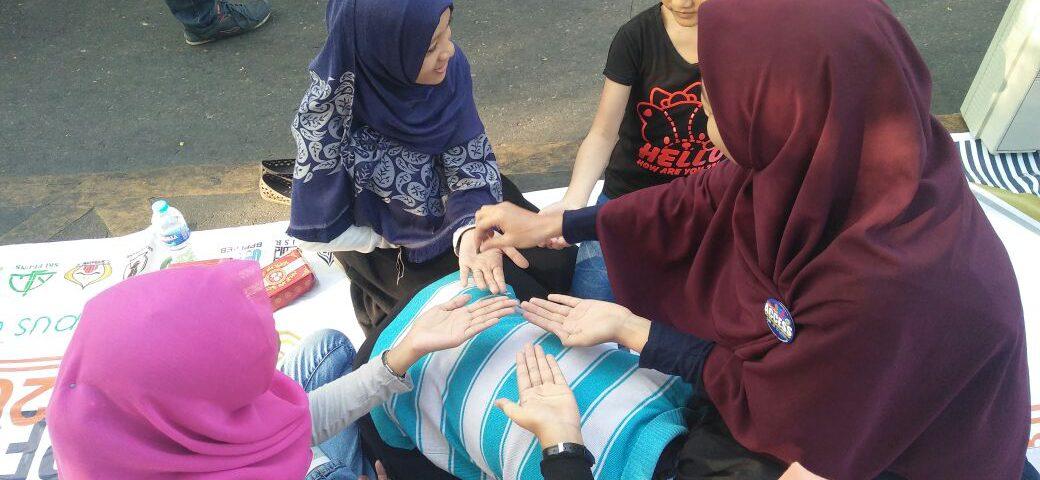Sosialisasi Permainan Tradisional Di Car Free Day Pemerintah Kota Surakarta