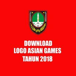 DOWNLOAD LOGO ASIAN GAMES 2018