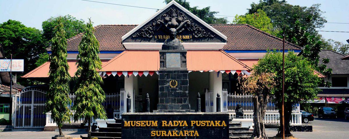 Museum Radya Pustaka Museum Tertua Di Indonesia Pemerintah Kota Surakarta