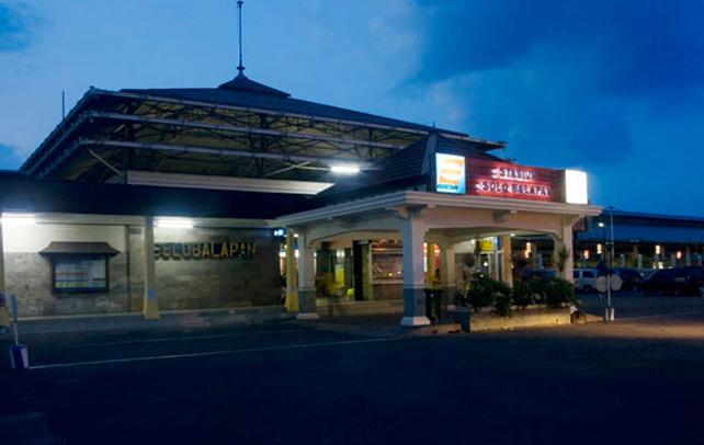 Stasiun Solo Balapan.
